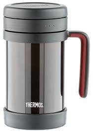 Купить Классический термос <b>Thermos TCMF</b>-<b>501</b> (0,5 л) черный ...