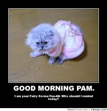 Fuzzy Kitten in Pink Meme Generator - Captionator Caption ... via Relatably.com