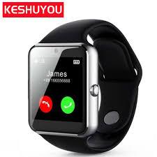 <b>KESHUYOU</b> Q7S <b>Smart Watches</b> Smartphone <b>Smart Watch</b> Android ...