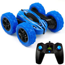 Cheerwing RC Car for Kids <b>360 Rotating</b> 4WD <b>Double Sided</b> Stunt ...