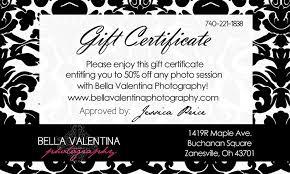 certificate fun gift certificate template new fun gift certificate template medium size