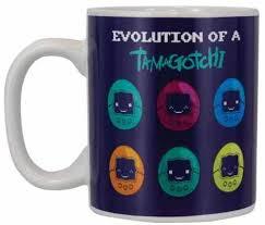 <b>Кружка</b> Paladone <b>Tamagotchi Glossary</b> Heat Change Mug ...