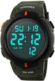 YIJIA Skmei <b>Luxury Brand Men</b> Women Sports Watches <b>Digital</b> LED ...