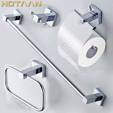 <b>Free shipping</b>,<b>304</b># <b>Stainless</b> Steel Bathroom Accessories Set,Robe ...