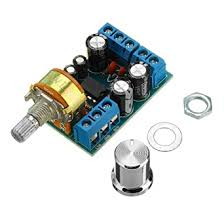 CoCocina Tda2822M 1Wx2 Dual Channel Audio ... - Amazon.com