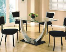 Round Glass Dining Room Table Awesome Cool Dining Room Tables 4 Decoration Inspiration Cool
