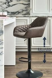 <b>Bar Stool</b> | Metal & Wooden <b>Bar Stool</b> | Next Official Site