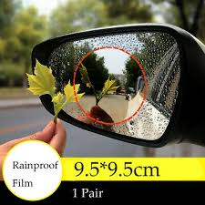 Interior Accessories 8PCS Car <b>Rearview Mirror</b> Anti-Fog <b>Film</b>,Car ...