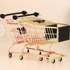 2019 <b>Creative Mini Supermarket</b> Handcart Wheel Shopping Carts ...