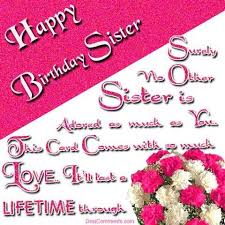 happy birthday sister in law | Birthday Funny Graphics Quotes For ... via Relatably.com