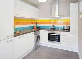 backsplash images stripe tile combination