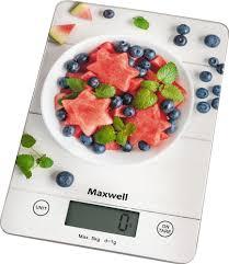 <b>Весы кухонные Maxwell MW-1478 MC</b> купить недорого в Минске ...