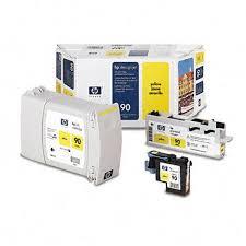 Купить <b>HP</b> C5081A No <b>90</b> Y Value Pack, <b>400ml</b>, печатающая ...