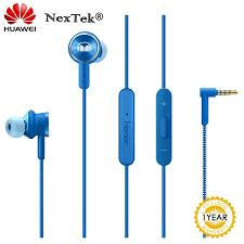 Original <b>Huawei Honor Monster 2</b> AM17 In-Ear Earphone Headset ...