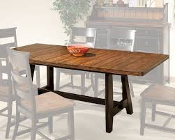 Trestle Dining Room Sets Intercon Trestle Dining Table Winchester In Wn Ta 4285 Bhn Tab