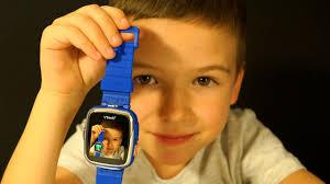 Умные Часы <b>Vtech Kidizoom Smart Watch DX</b> Обзор на русском ...