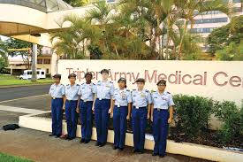 cadets job shadow at tamc hawaii army weekly a6 tamc job shadowing 08602 002 w