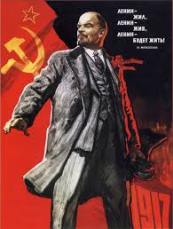 lenin lived lenin lives lenin will live the charnel house lenin lived lenin lives lenin will live