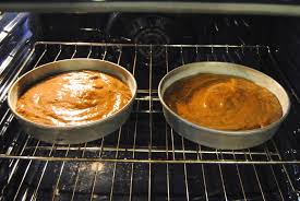 Image result for cake in oven