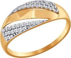Купить <b>кольца sokolov</b> 016594_s с доставкой - Synergize.ru