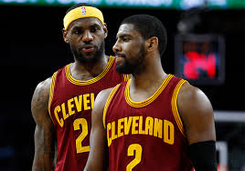 Image result for lebron kyrie