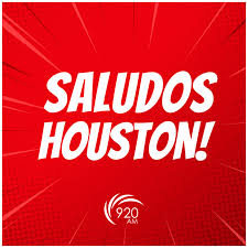 Saludos Houston!
