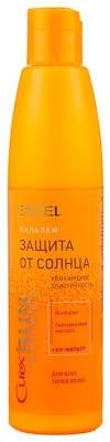 <b>Estel</b> Professional бальзам <b>Curex SunFlower</b> Защита от солнца с ...