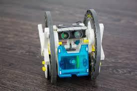 <b>Конструктор Solar</b> — 14 роботов в одной коробке - Лайфхакер
