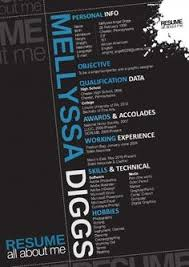 Designers Don     t Use Word Templates  This graphic resume turns your skills into facts