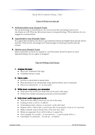 essay writing for ielts  pte  toefltips for ielts academic writing   task  types of essays you   get