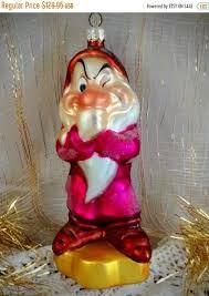 Christopher Radko Grumpy Walt Disneys Snow White Seven | Etsy ...