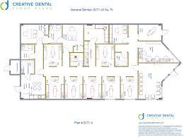 3 d dental office design general dentist 3000 00 sq ft zoom cool office design awesome unique green office design