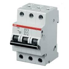 ABB SH203L C20 <b>Автоматический выключатель 3P 20А</b> (С) 4,5kA