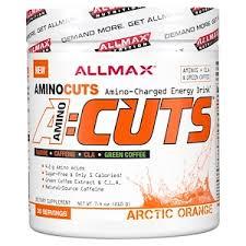 ALLMAX Nutrition, <b>ACUTS</b>, <b>Amino-Charged Energy Drink</b>, Arctic ...