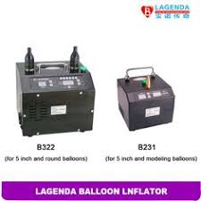 High Voltage <b>Double Hole AC Inflatable</b> Electric Balloon Air ...