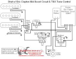 how to install a fender eric clapton mid boost 25db kit no see fender clapton mid boost wiring diagram