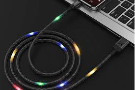 USB Kабель Lightning <b>HOCO U63 Spirit</b> charging data cable 1 метр