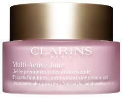 <b>Clarins Multi</b>-<b>Active Дневной гель</b> для лица для нормальной и ...