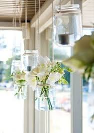 hanging mason jars with flowers so easy to make adore diy hanging mason