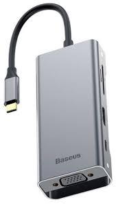 Купить <b>USB</b>-<b>концентратор Baseus Multi</b>-<b>functional</b> HUB Type-C ...