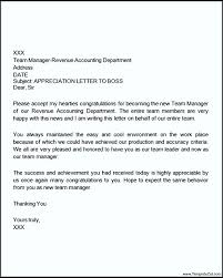 thank you letter for appreciation for boss templatezet thank you letter for appreciation for boss