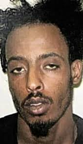 Musa Mohammed. Gang chief: Musa Mohammed is a key member of Wandsworth-based gang SUK - Stick Up Kids - article-1022683-016A456800000578-391_233x404