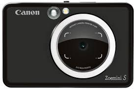 Моментальная фотокамера <b>Canon Zoemini S</b> черная купить по ...