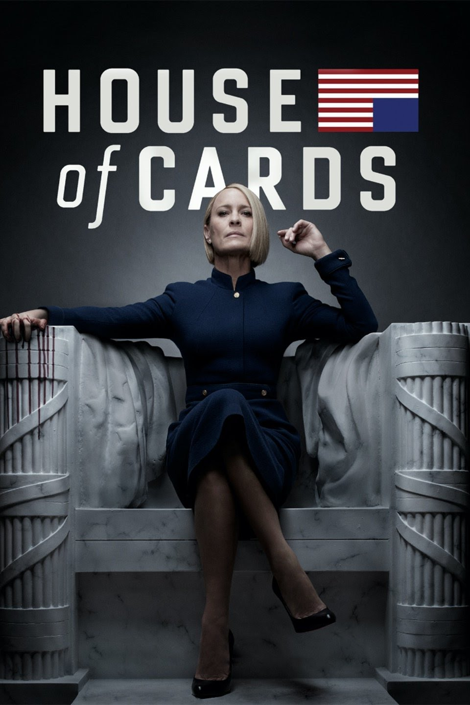 House of Cards (Season 1 – 6) 720p Dual Audio {Hindi-English} 720p WeB-DL