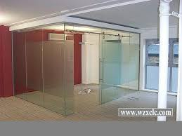 sheets of toughened modular office cubicles with straight glass curved panels cheap office cubicles