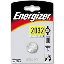 <b>Energizer</b> CR-2032 bat(3B) <b>Lithium</b> 1шт: Купить России - Цены ...