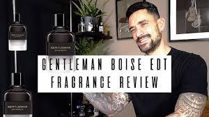 <b>Givenchy Gentlemen</b> Eau de Parfum <b>Boisée</b> | Fragrance Review ...