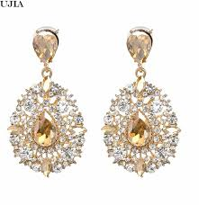 best top 10 <b>drop</b> earrings champagne <b>color</b> list and get free shipping ...