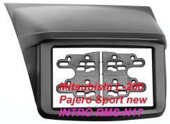 <b>Переходная рамка Intro RMS-N17</b> для Mitsubishi L-200, Pajero ...