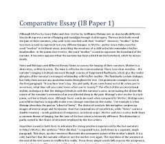 comparative essay  dnnd my ip meexamples of records comparative essay sample examples of of newenglishblog comparative essay sample paragraph cropped